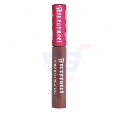 Ferrarucci Tinted Eyebrow Gel Brown 10g, EspressO03