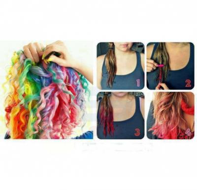 Hair Bristles 24 Colors