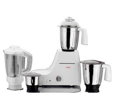 Nevica Stainless Steel Mixer Grinder-4 Jars- 750W