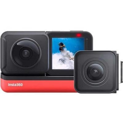 Insta360 One R Twin Edition 5.7K Panoramic Sports 4K Action Camera