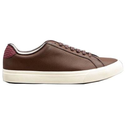 Springfield Casual Shoe, Brown