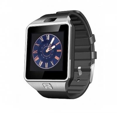 BSNL A7 Bluetooth Smart Watch, Black