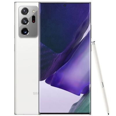 Samsung Galaxy Note20 Ultra Dual SIM 8GB RAM 512GB 4G LTE, Mystic White