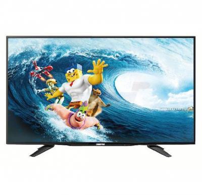 Geepas 40 Inch LED Standard TV Black - GLED4051EHD