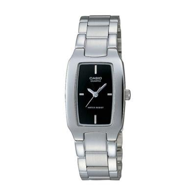 Casio Stainless Steel Ladies Watch, LTP-1165A-1CDF