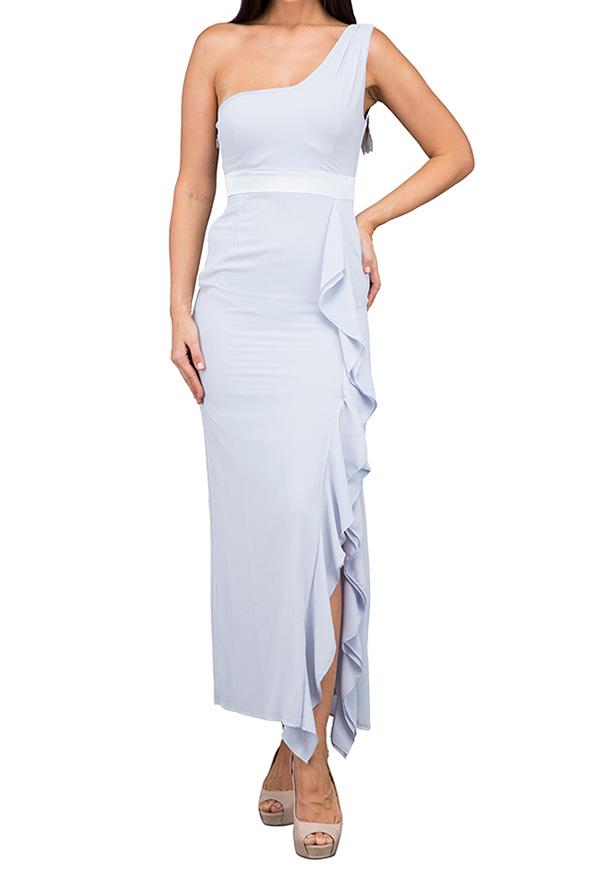 Buy TFNC London Seattle Maxi Evening Dress Blue - CTT 6257 - XL Blue ...