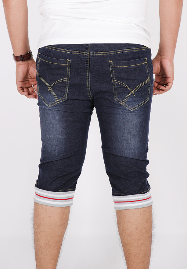 Nansa Hot Marine Denim Jeans For Men Blue - MBBAF62439 - 36