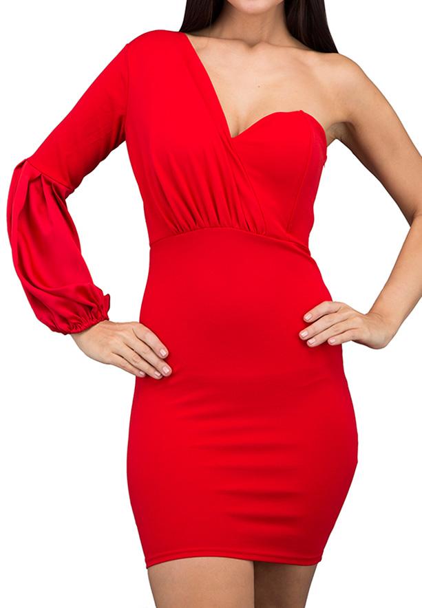 TFNC London Naeva Formal Dress Red - ANT 62770 - L