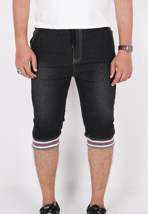 Nansa Hot Marine Denim Jeans For Men Black - MBBAF62438A - 36