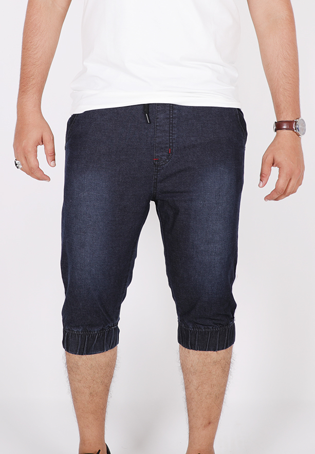 Nansa Hot Marine Denim Jeans For Men Black - MBBAF62441A - 34