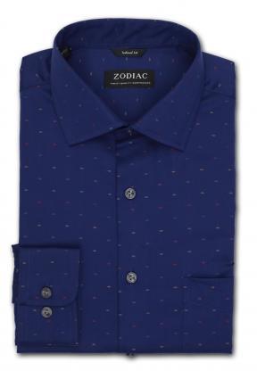 Zodiac Ls Chirico Mens Semi Formal Shirt
