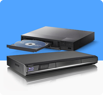 DVD Players & Blue-ray Players